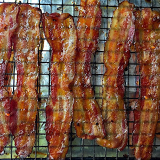Sweet & Spicy Bacon.