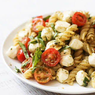 Rotini Pasta Salad With Olive Oil Recipes.