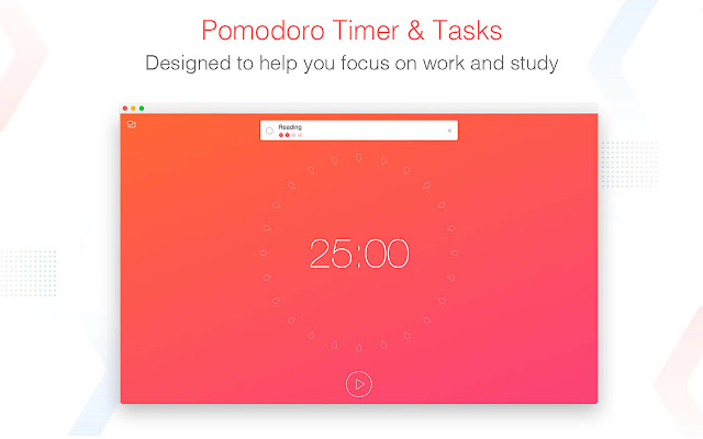 Focus To-Do: Pomodoro Timer and To Do List