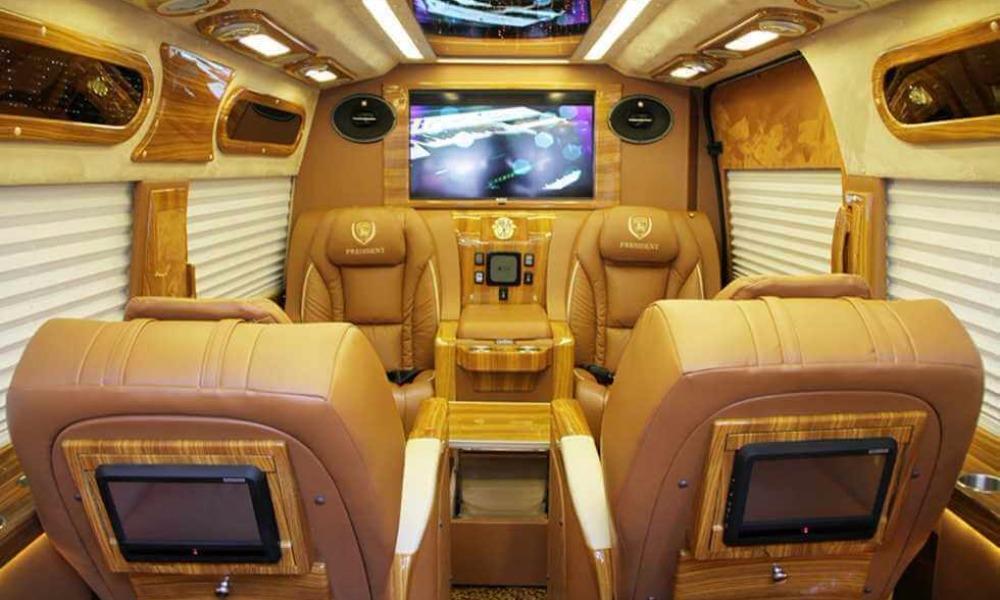 Xe Tâm Bảo Anh Limousine đi Quảng Ninh