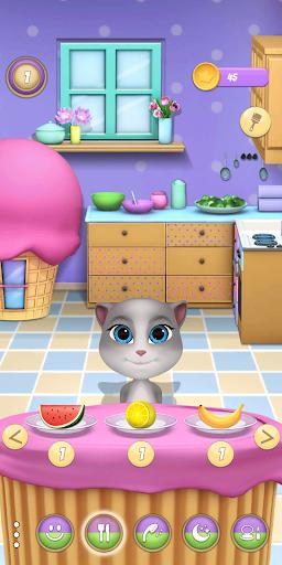 Talking Cat Lily 2 screenshots 9