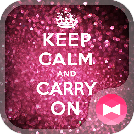 KEEP CALM AND CARRY ON [+]HOME 個人化 App LOGO-APP試玩