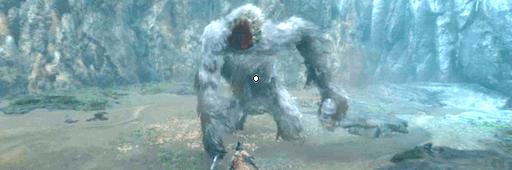 獅子猿(首無し)
