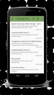 Ceramah Mp3 Buya Hamka - náhled