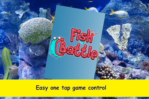 Download fish battle feed and defeat for pc for Battle fish 2