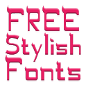 Stylish Fonts for FlipFont icon