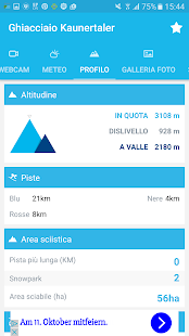 Skiinfo Neve & Sci- miniatura screenshot