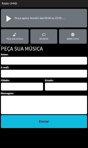 android Radio UHHD Screenshot 1
