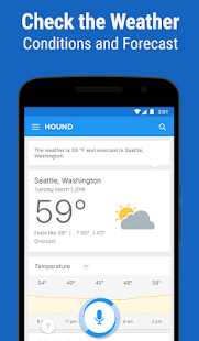 HOUND Voice Search & Assistant Screenshot 2