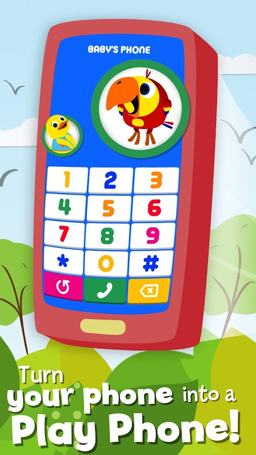 Play Phone for Kids- screenshot