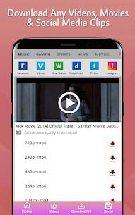 Video Downloader – Free Video Downloader app Download For Android 3