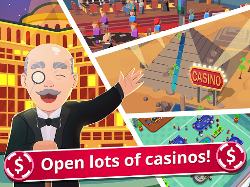 Idle Casino Manager - Business Tycoon Simulator 2.1.2 screenshots 9