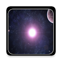 Galaxy Wallpaper HD icon