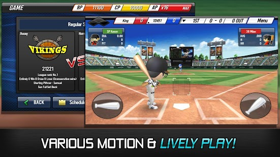 Baseball Star- screenshot thumbnail