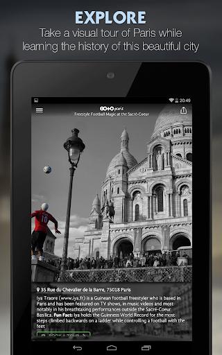 Go To Paris City Travel Guide, Things To Do & Maps screenshot 8