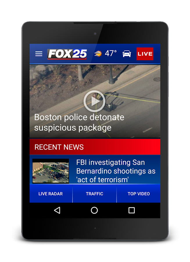 Boston 25- screenshot