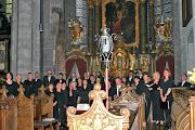 Photo: A-Cappella Konzert  Propsteikirche St. Kornelius, Aachen-Kornelimünster / 07.06.2007
