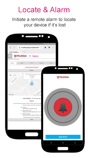 McAfee® Security for T-Mobile screenshot 4