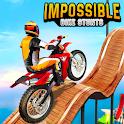 Impossible Bike Stunts 3D - Bike Racing Stunt icon