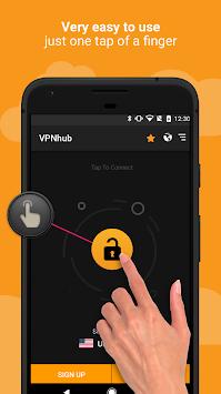 VPNhub - Secure, Private, Fast & Unlimited VPN