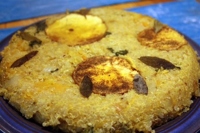 Quinoa And Butternut Squash Pie Recipe   Yummly