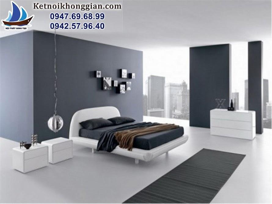thiết kế trang trí phòng ngủ thoáng đãng