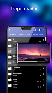 Video Player All Format Apk (UPlayer) 3