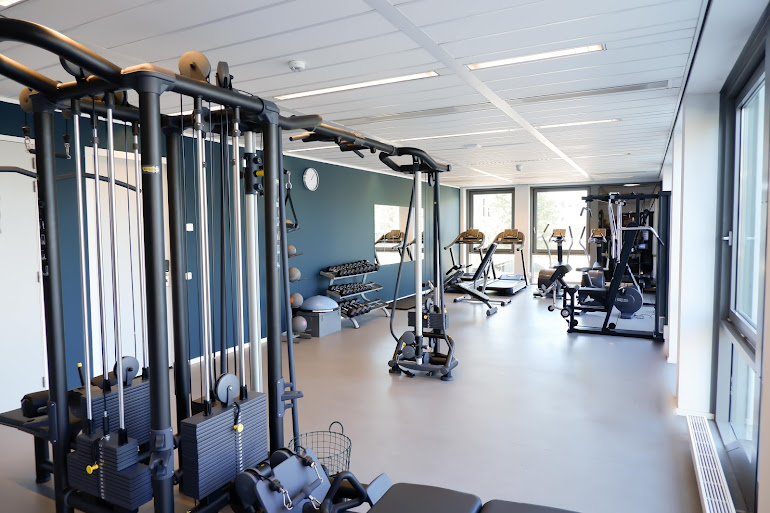 Gym at Naritaweg Serviced Apartment, Westerpark