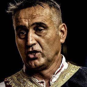 by Antun Lukšić - People Portraits of Men