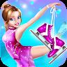 Ice Skating Ballerina Games for Girls icon