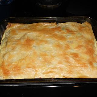 Phyllo Dough Casserole Recipes.