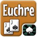 ♣ Euchre free card game icon