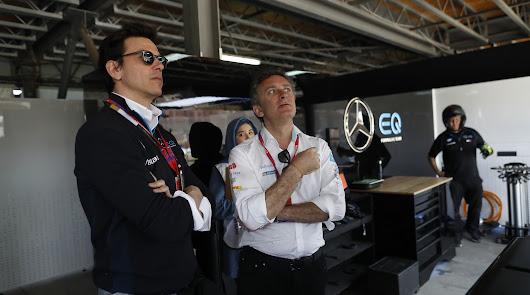 La Fórmula 1 y la Fórmula E podrían correr juntas