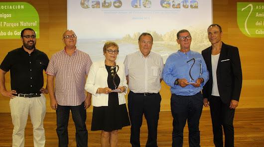 Entregados los Premios 'Amigos del Parque Natural Cabo de Gata-Níjar'