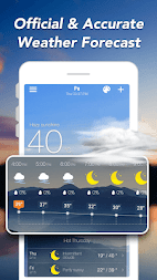 Weather Forecast & Widgets & Radar APK screenshot thumbnail 2