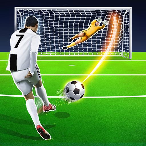 تبادل لاطلاق ⚽️ النار الهدف - لعبة كرة القدم 2019