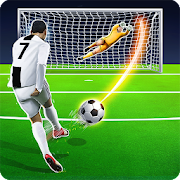 Shoot Goal \u26bd\ufe0f Football Stars Soccer Games 2019