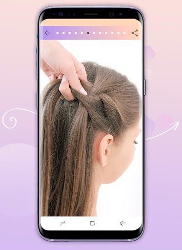 Hairstyles step by step 1.23 screenshots 4