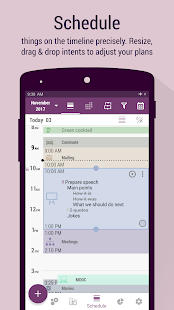 Time Planner - Schedule, To-Do List, Time Tracker - náhled