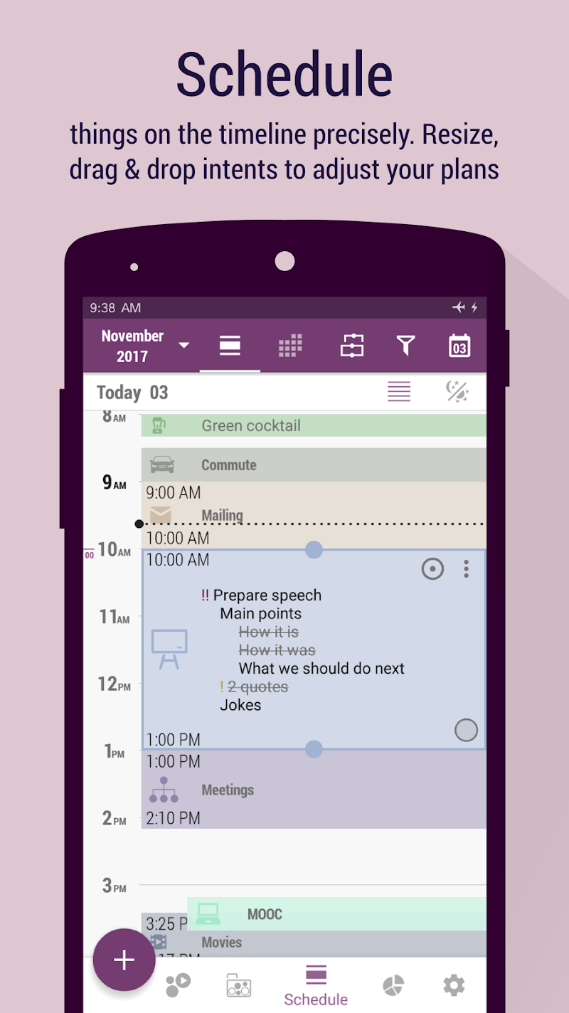 time planner schedule to do list time tracker apk cracked free