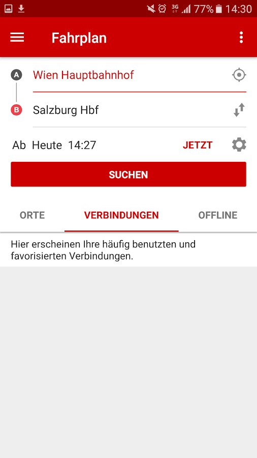 ÖBB Scotty- screenshot