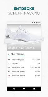 Adidas Lauf App