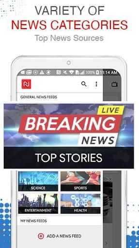 News Home screenshot 5