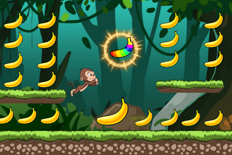 Banana world – Bananas island – hungry monkey 3
