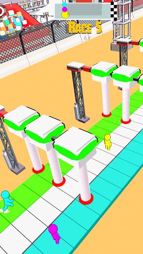 Stickman Race 3D apktram screenshots 8