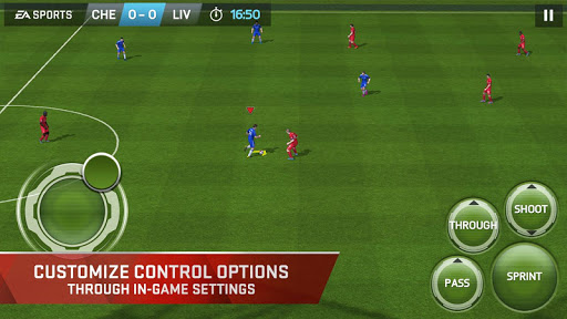 FIFA 15 Soccer Ultimate Team screenshot 2