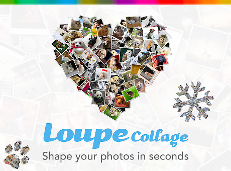 Loupe Collage
