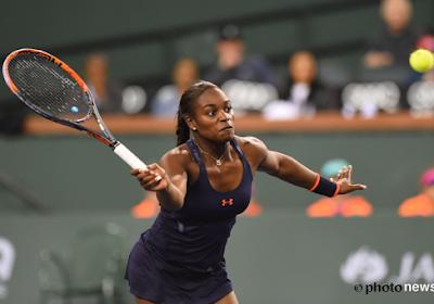 Sloane Stephens rejoint Halep en finale de Roland Garros