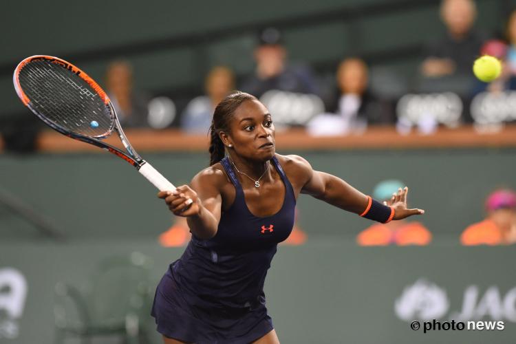 """Frustrerende tijden voor US Open-kampioene: """"Wilde huilen voor haar"""""""
