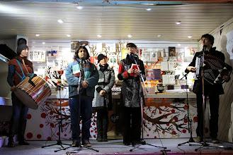 Photo: Malindi Morris, Mahesh Winayakram, Nika Solce, Tjaša Koprivec in Matija Solce  Foto: Manca Čujež/založba Sanje